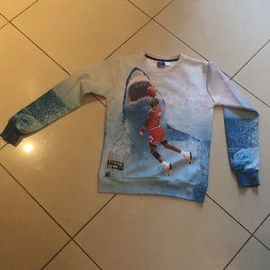 Other - Junior J23 shark sweatshirt size small